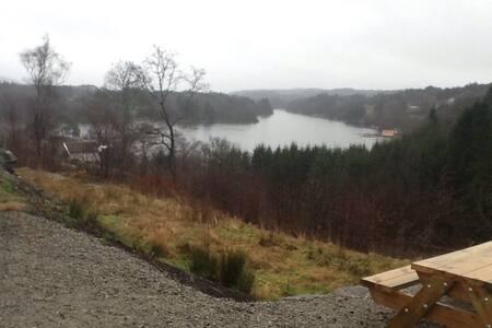 Egen inngang. TV og Internett. Nytt - Førland