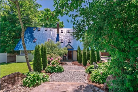 Gorgeous Home and Yoga Studio