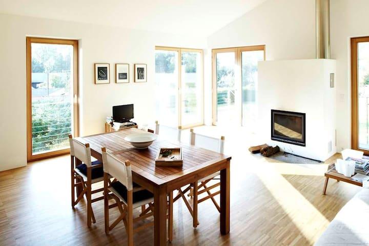 Modernes Ferienhaus am Simssee / Nähe Chiemsee