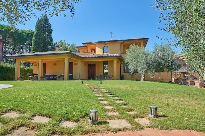 Appartamento in splendida villa vicino a Perugia - Marsciano - Apartmen