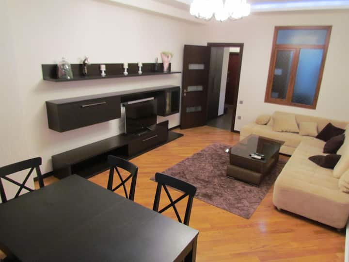 2 room apartment for 4 people