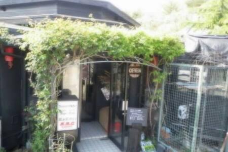 観光地へのアクセスが抜群なドミトリーハウス「喫茶BLACKHOLE」No.4