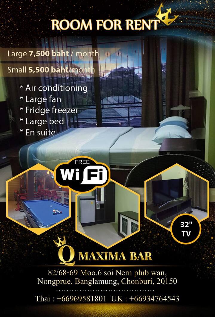 Queen Maxima Bar