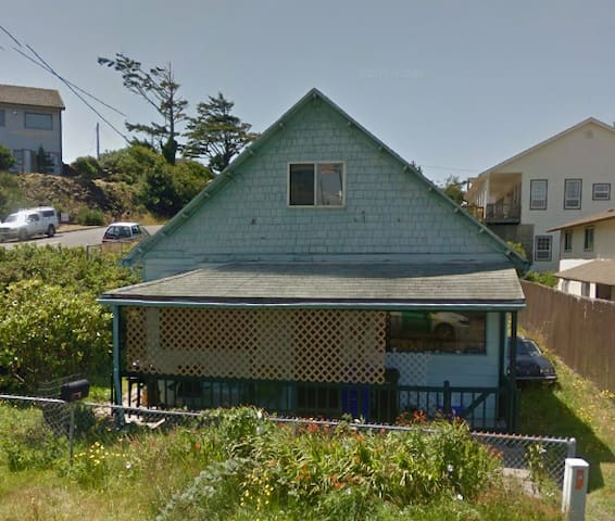 Ocean Cottage, Walking Distance to Rogue Brewery - Newport - Dom