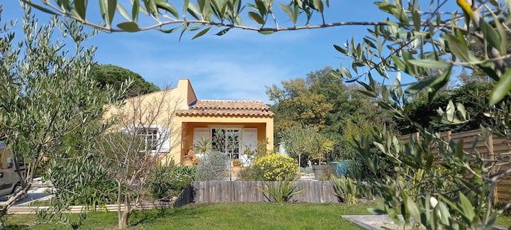 Saint-Raphaël : villa à 600 mètres de la mer