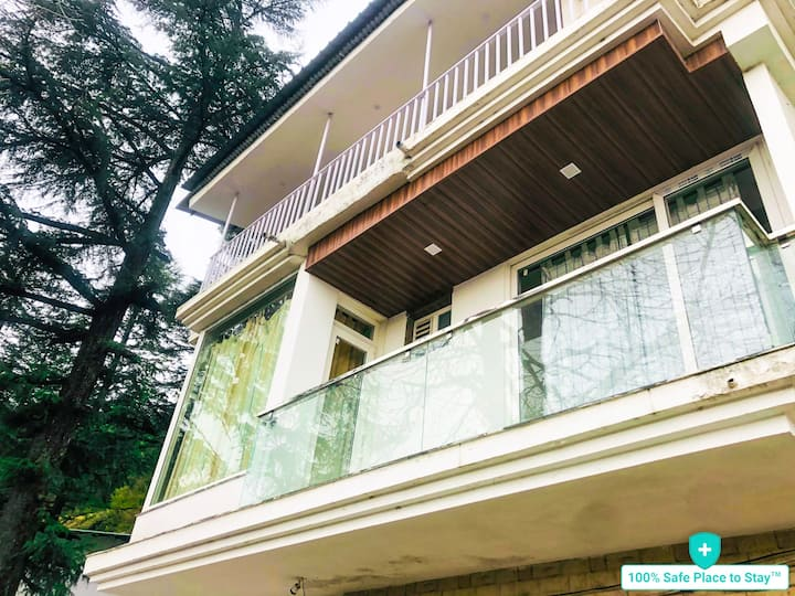 Chateau Sodalite 1BHK Apartment Mussoorie