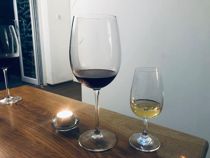 不同产区,不同品种的酒,带来不一样的感官体验