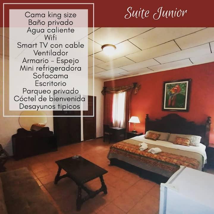 Suite para pareja en el Hotel San Jose B&B