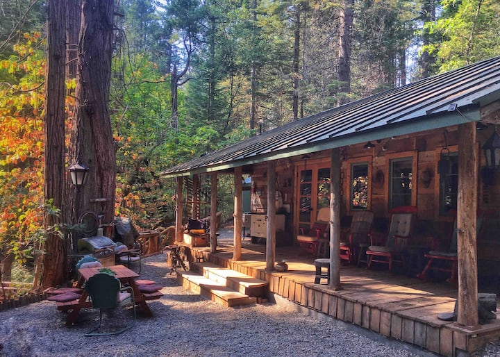 Love Creek Cabin | A Sanctuary | Arnold-Murphys