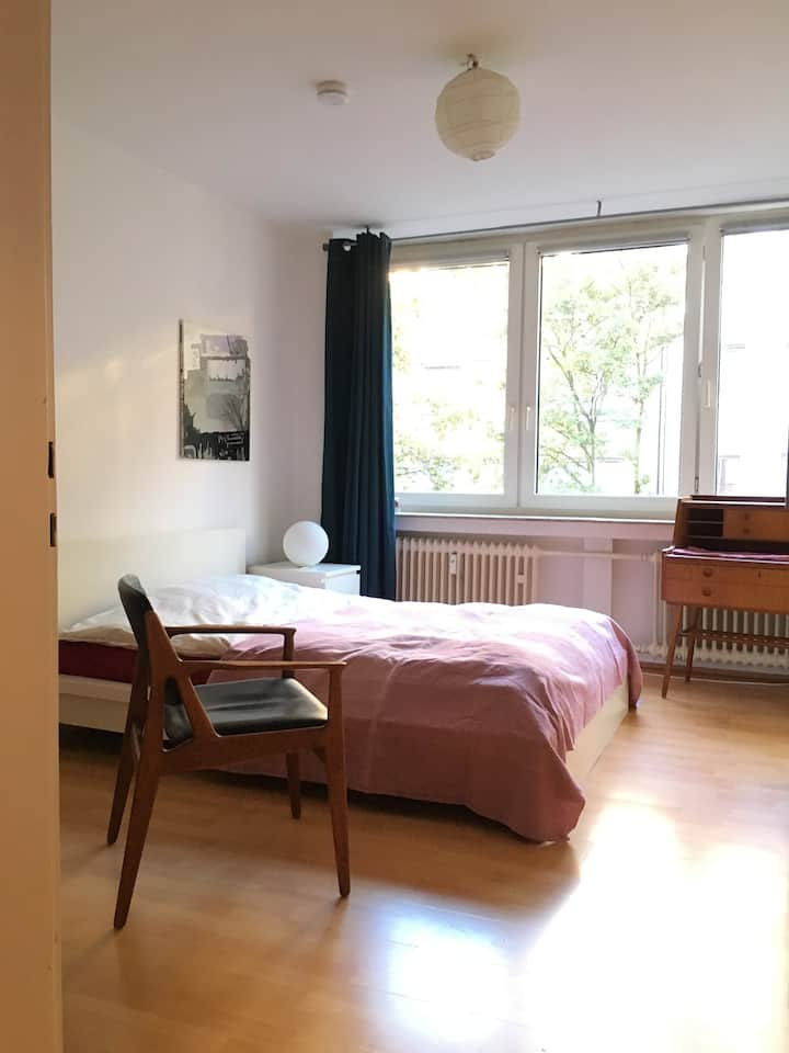 Nettes Apartment in Düsseldorf City