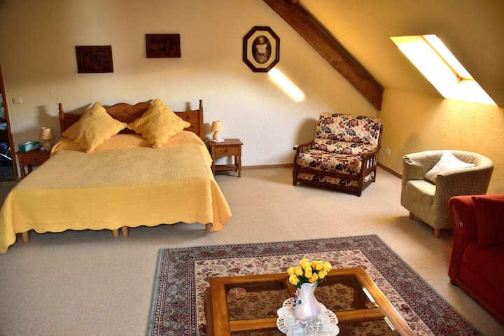 The Old Barn B&B Superior Double - Lagraulière - Bed & Breakfast