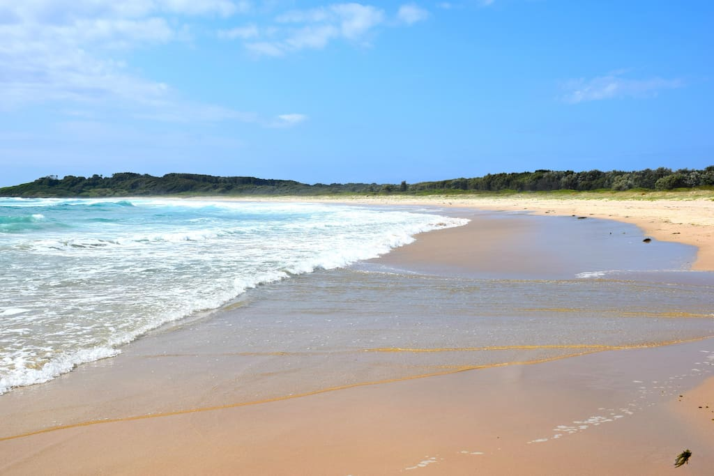 Murramarang Beach