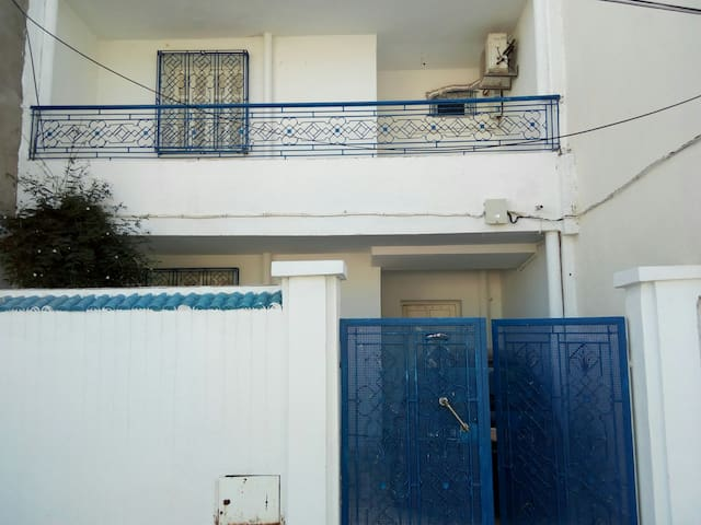 Villa en duplex vue panoramique