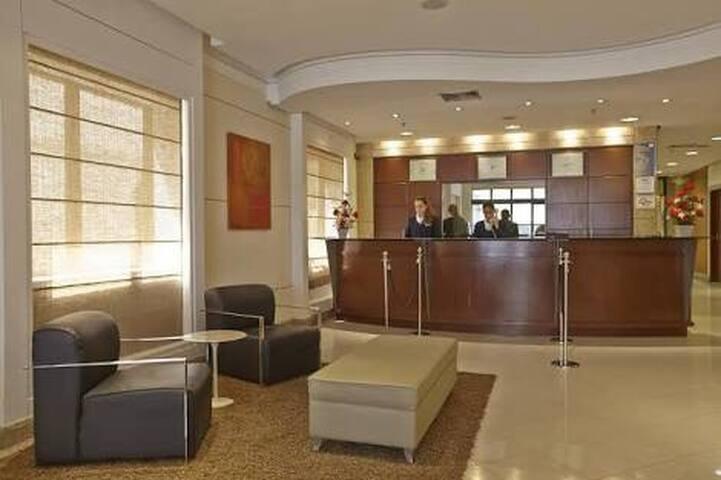 Flat Hotel Transamerica- Aeroporto Congonhas