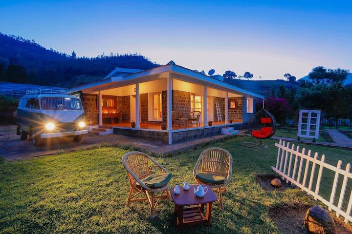 The Grape Escape - A Hillside Vineyard Staycation