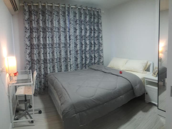 New comfy room next to Central Shopping,7/11shop