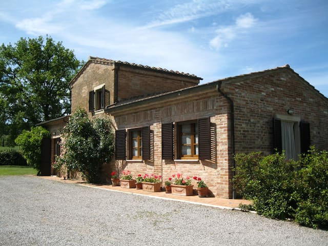 charming cottage in country setting - Montepulciano - Casa