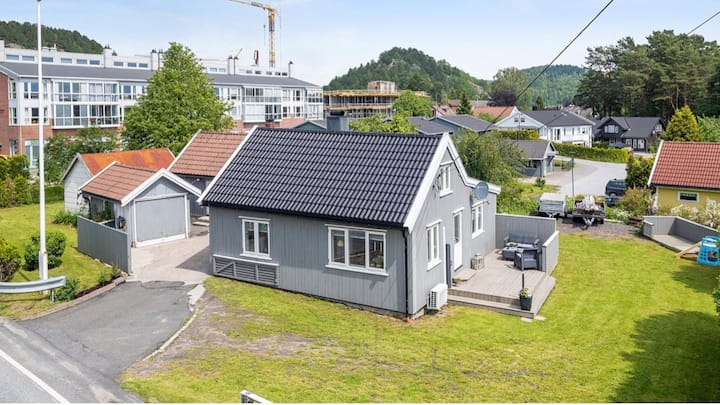 Kristiansand,Sørlandspærle, Enebolig, dyreparken,