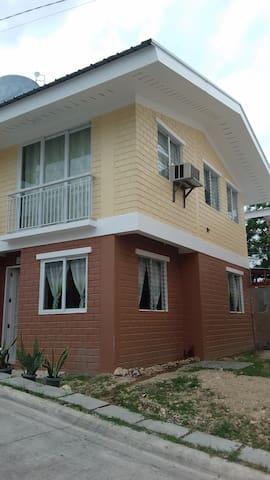 COLORADO HOMES  BACLAYON BOHOL  single detached