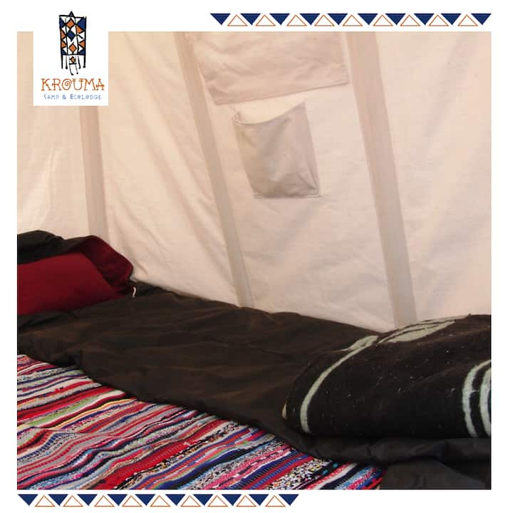 "Krouma Camp ""Camping in the heart of the Nile"""