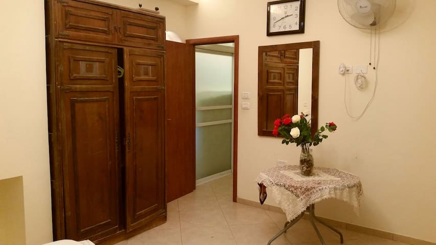 Family suite in the village - Giv'at Ye'arim - Appartement