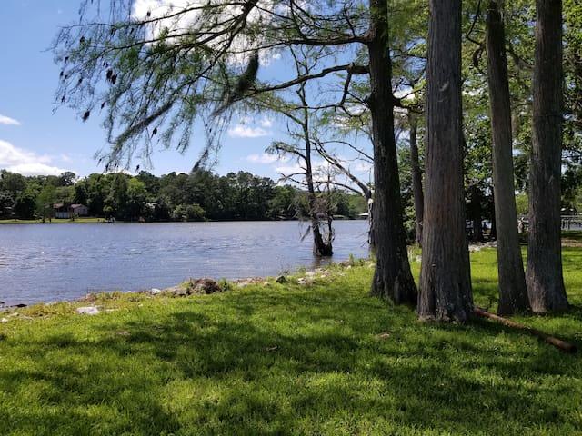 Gated River Landing