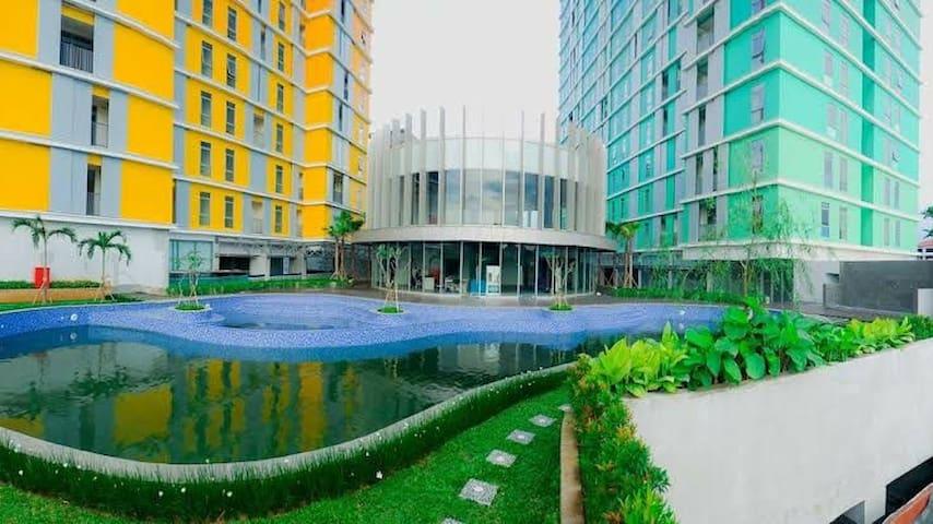 Strategic Fully Furnish Apartment