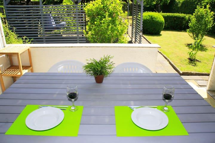 Freundliches Haus im Seengebiet*2 Terrassen/Gärten