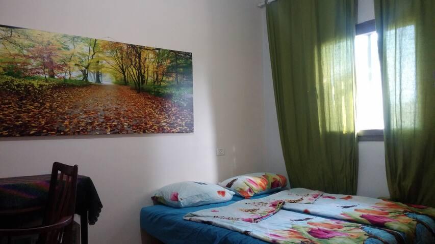 Cozy guest room in Samaria