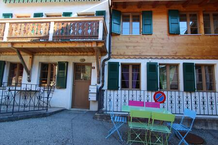 Appartement Tambour 1 - Rossinière - Apartment - 1
