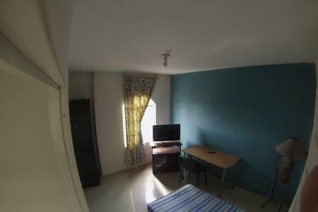 habitaciones para estudiantes - Aguascalientes - Apartment