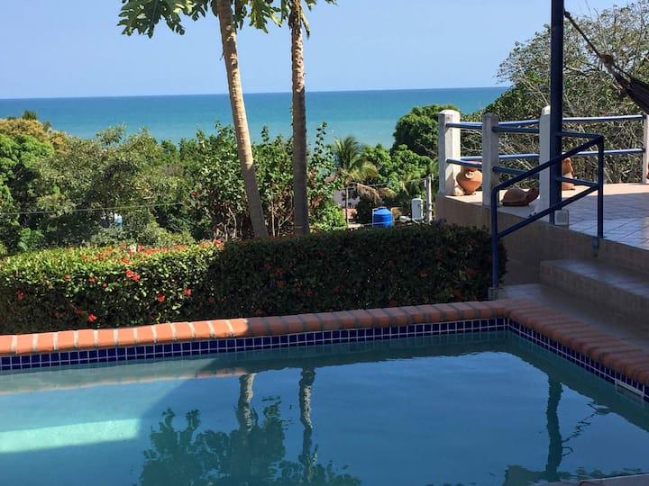 El Palmar Beach House - spectacular ocean view!