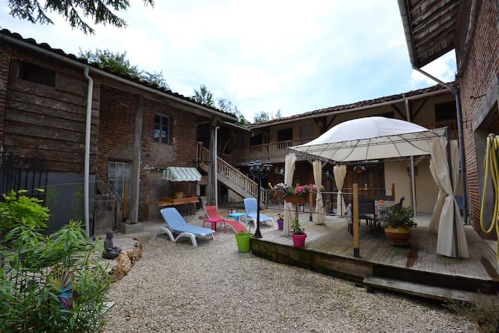 Chambre de village - Arzillières-Neuville - Rumah