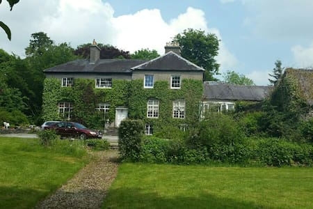 Beautiful country house in the heart of Ireland - Casa