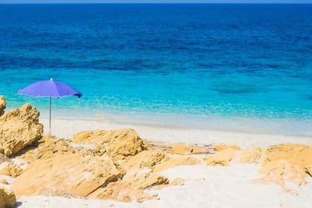 Platamona, Casale Eden Beach per 8 con giardino - Eden Beach