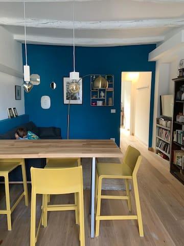 Delizioso appartamento in pieno centro