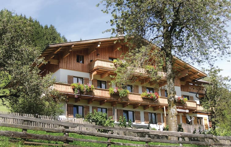 Holiday apartment with 2 bedrooms on 60m² in Wagrain
