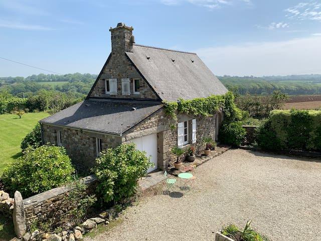 Charmante petite maison dans le Cotentin