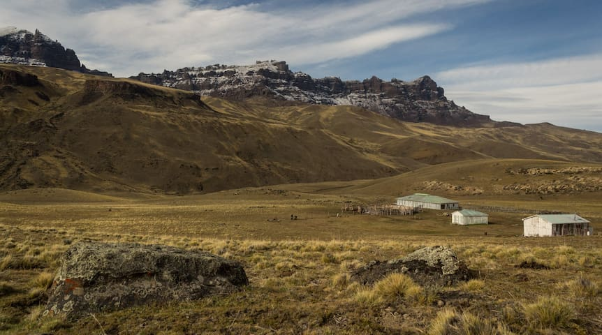 Hacienda 3R, Experience the real wild patagonia.