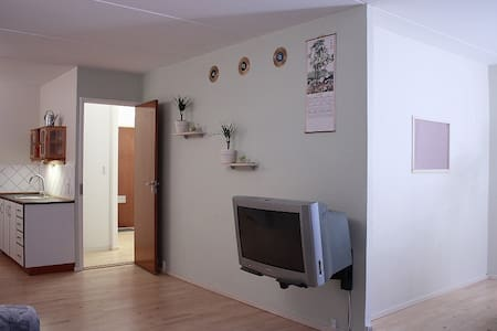 1 appartment with 2 rooms and space for 4 people - Taastrup