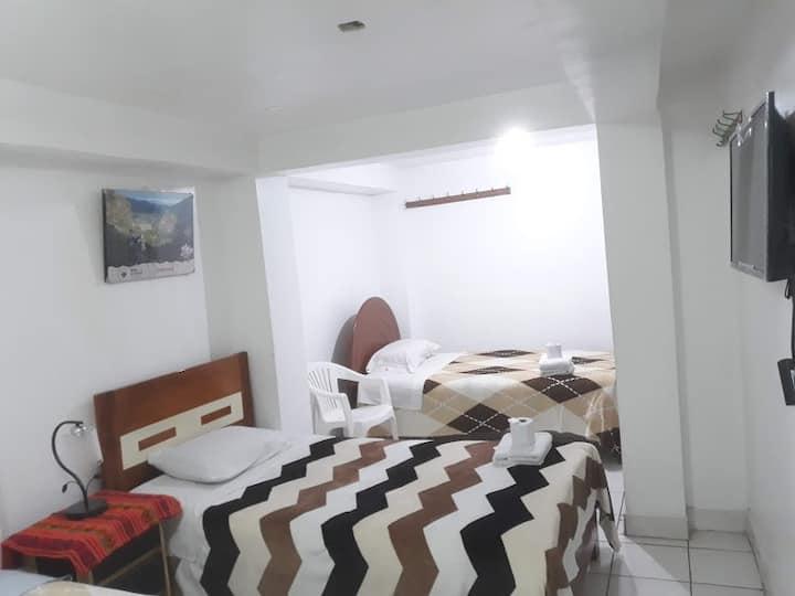 Hospedaje en Cusco