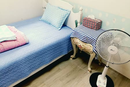 Clean room with friendly family :) - Bupyeong-gu - Byt