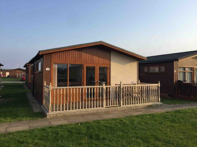 5 berth Mablethorpe Chalet