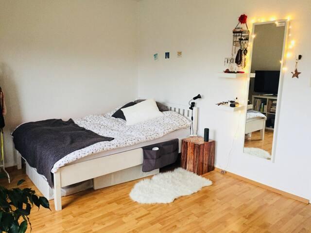 Helles und freundliches Zimmer in Bremen