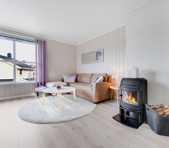 Lys og trivelig leilighet i attraktivt område - Kristiansund - Wohnung