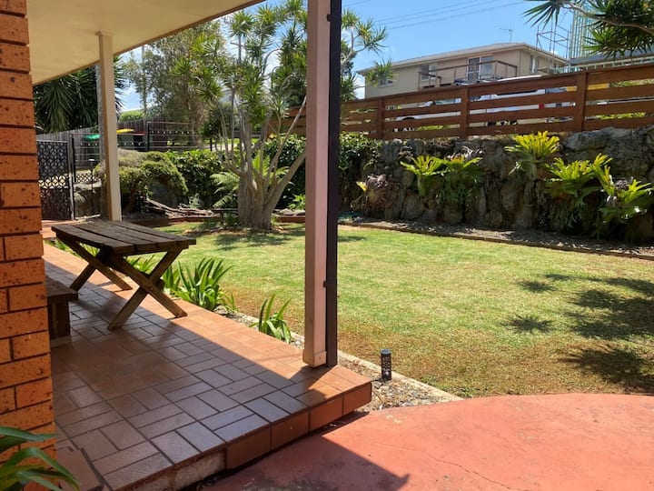 Dog friendly Holiday Home at Lighthouse Beach
