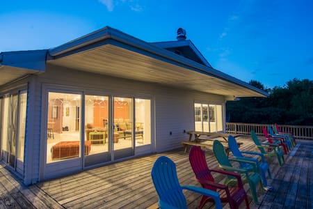 Vacation Rental on the Seneca Lake Wine Trail - Penn Yan - Haus