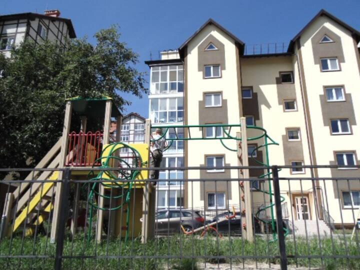 Апартаменты Светлогорский Бриз