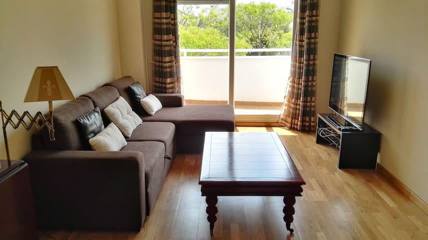 Apartamento 1 dormitorio en El Toyo - Almería