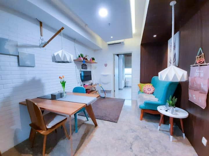 Skandinavia Apartment Bandara Soekarno Hatta